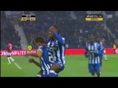 Carlos Eduardo goal from outside box (FC Porto vs Olhanense 3-0)