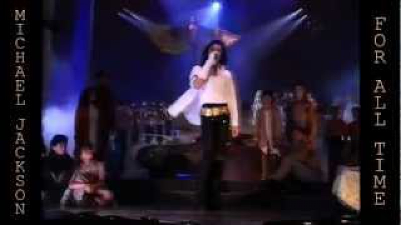 Michael Jackson - Live MTV 10th Anniversary 1991 - HD
