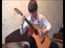Nirvana - Smells Like Teen Spirit (GOOD SOUND QUALITY) (My fingerstyle arrangement)