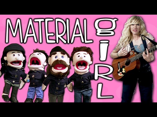 Material Girl - Walk off the Earth
