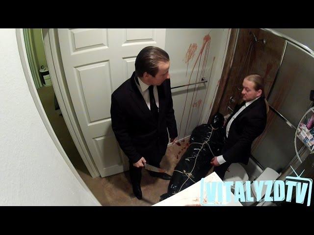Russian Hitman Dead Body Clean Up Prank!