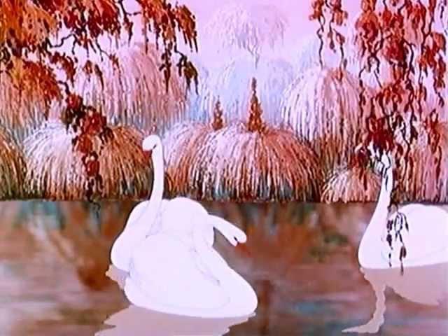 Аленький цветочек, мультфильм - 1952 год