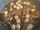 корейская кухня как приготовить панчан 메추리알 장조림 видео рецепт how to cook Banchan