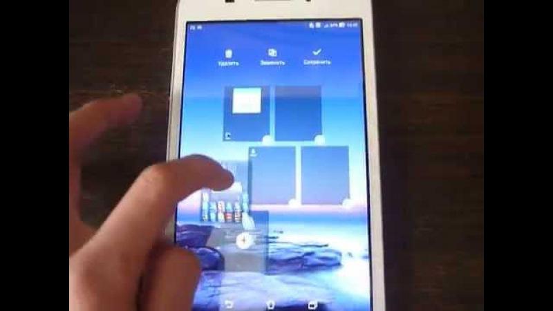 Обзор оболочки android 5.0 на ASUS fonepad 7 FE 375 CXG