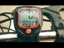 SUNDING ВЕЛОКОМПЬЮТЕР. АЛИЭКСПРЕСС. Waterproof LCD Digital Bicycle Computer