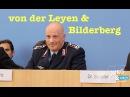 Was machte von der Leyen bei der Bilderberg Konferenz