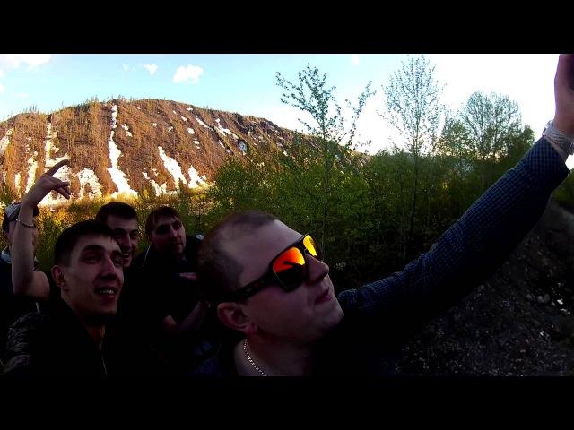 Видео от счастливого обладателя экшн-камеры Slimcam. Город Комсомольск (Амут)