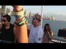 Dubfire B2B Seth Troxler Sunrise Cruise MMW March 28 2014 Miami