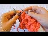 Вяжем Спицами. Кельтская Коса Knitting pattern Celtic braid
