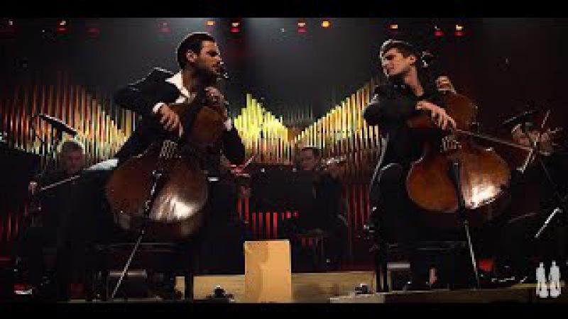 2CELLOS (Luka Sulic and Stjepan Hauser) - Gabriel's Oboe (Zagreb, June 2015)
