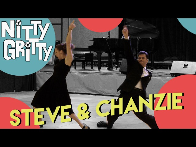 Stephen Sayer Chandrae Roettig Nitty Gritty DANCE Camp Hollywood 2015 *BEST QUALITY*