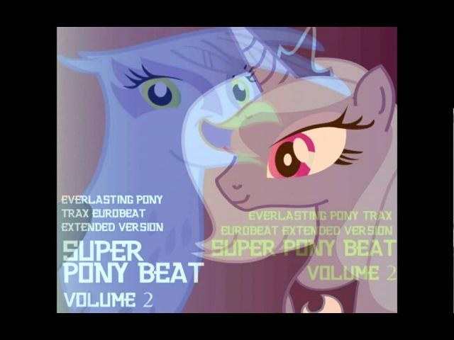 Super Ponybeat — Discord [The Original!] by Eurobeat Brony