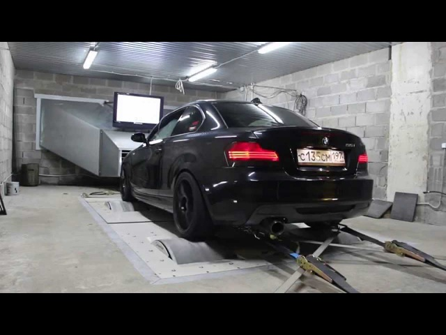 Vov4a BMW135 FBOmeth KKPerformance on SuperFlow