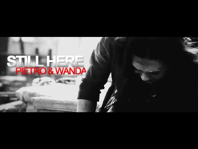 Still here | pietro wanda [spoilers]