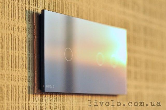 модульные выключатели Livolo