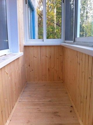 Остекление балконов и лоджий в Брянске - Радуга окон