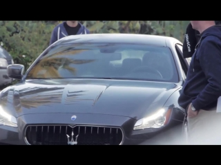 Maserati and Genevieve Morton - Range Photo Shooting