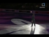 Stephane Lambiel - 2010 - Euros - Exhibition (Jacques Brel - Ne Me Quitte Pas).avi