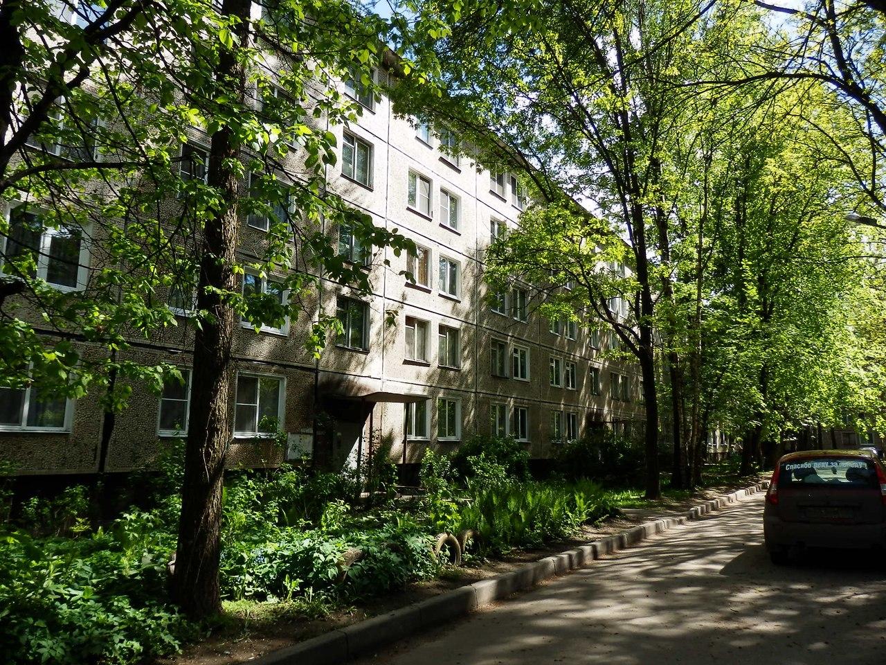 Продается уютная 2 ком. квартира в зеленом и чистом районе Колпино ZRy72A-lQU8