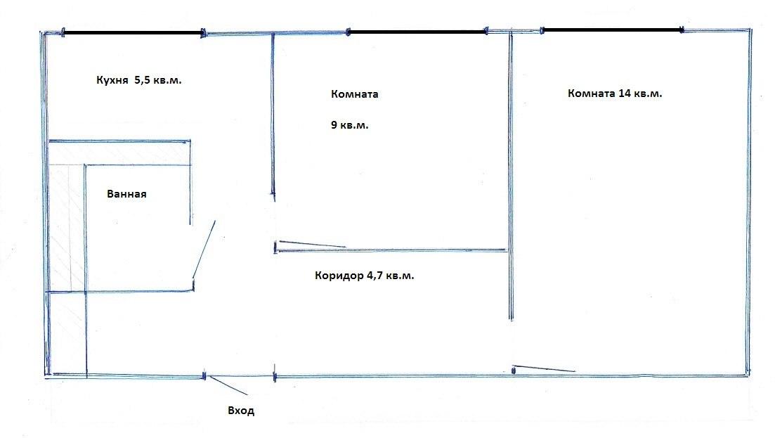Продается уютная 2 ком. квартира в зеленом и чистом районе Колпино LKH-kcov_Z4