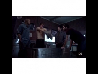 Teen Wolf x The Vampire Diaries vine