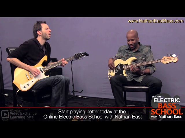 Nathan East Paul Gilbert: One Chord Challenge at ArtistWorks