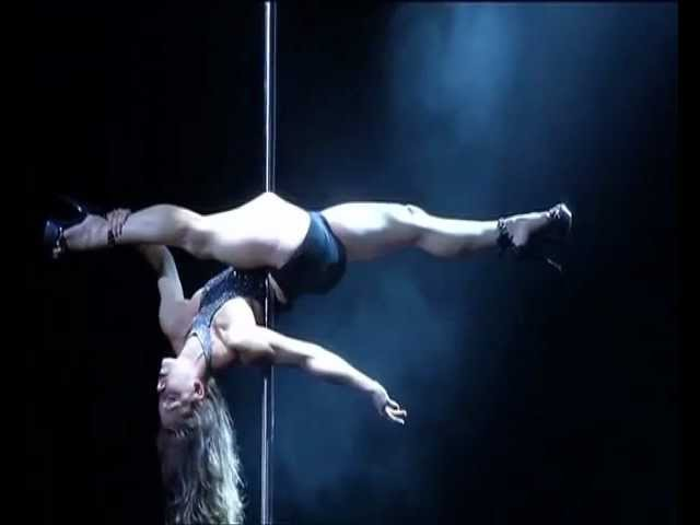 Jenyne Butterfly - Miss Pole Dance South Africa