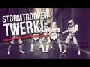 STORMTROOPER TWERK! The Original Dancing Stormtroopers! in 4K ULTRA HD ScottDW