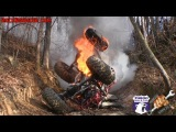 HILLBILLY DELUXE GOES UP IN FLAMES!