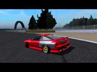 SLRR - Nissan 240SX Tsukuba Circuit