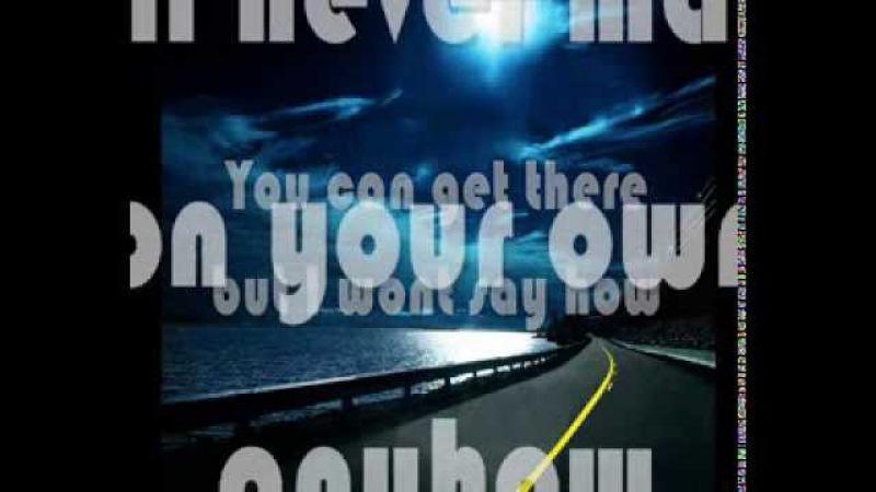 Ken Hensley feat. Jorn Lande - Blood on the Highway [lyrics in video]