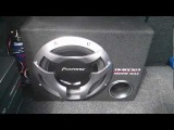 Pioneer TS-WX303 Bass I Love You(Bass test)