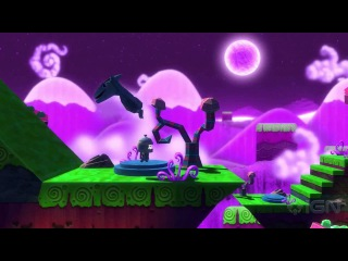 Paper Monsters Recut -- Wii U trailer