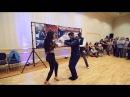Daniel and Desiree Sensual Bachata No Hay Imposibles LIVE performance