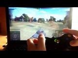 Как играть в WoT на джойстике (World of tanks, танки, танчики, геймпад, тутор)