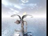 Ангел футаж начало скачать бесплатно