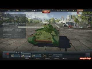 War Thunder  Подробный Обзор Советского Танка Т-34 Вар Тандер