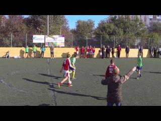 ЗОШ №2 1-1 ЗОШ №1, Кубок шкільного футболу Фастова 2014