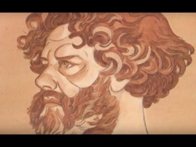 МАКСИМИЛИАН ВОЛОШИН. Божий бич. Библейский сюжет