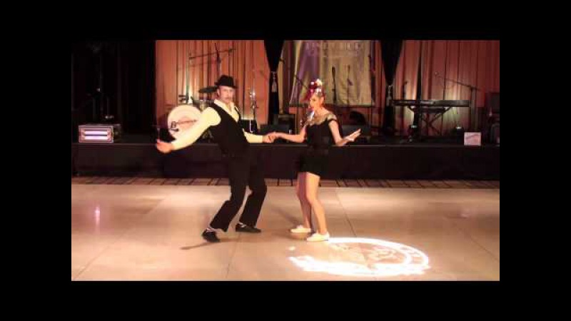 ILHC 2011 - Classic Lindy - Kevin St. Laurent Jo Hoffberg - 2nd Place