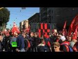 На митинг в Риме против правительственных реформ вышли около миллиона человек