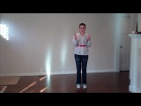 Lindy Hop Steps Made Easy Lock Turn (solo jazz dance moves)