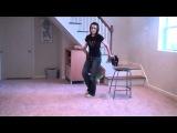 Lindy Hop Steps Made Easy Apple Jacks (solo jazz dance moves)