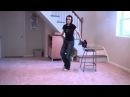 Lindy Hop Steps Made Easy: Apple Jacks (solo jazz dance moves)
