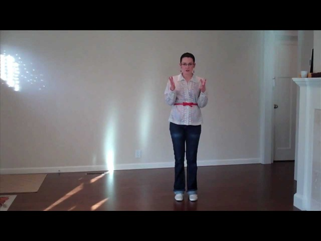 Lindy Hop Steps Made Easy: Lock Turn (solo jazz dance moves)