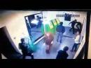 Реальный ножевой бой в уличной драке  Актау