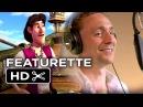 Tinker Bell The Pirate Fairy Featurette - Voice Work 2014 - Tom Hiddleston Disney Movie HD