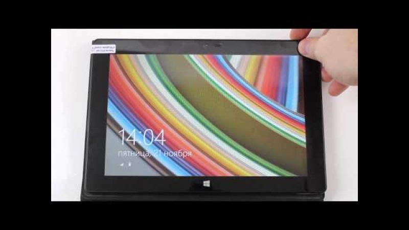 Onda v101w обзор планшета на Windows 8.1 с клавиатурой-чехлом