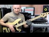 Slap Bass Lesson - Beginner/Intermediate - with Scott Devine (L#74)