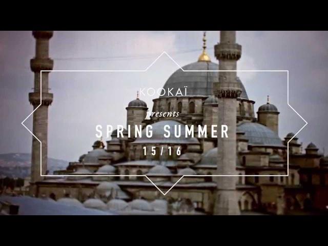 KOOKAI Spring Summer 15/16 Preview